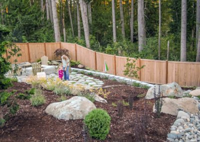 Full service landscape design and installation in Gig Harbor, WA