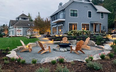A Modern Northwest Cottage Garden