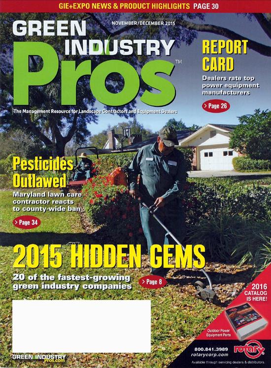 2015 Landscaping Hidden Gem