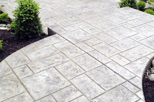 stamped concrete kitsap