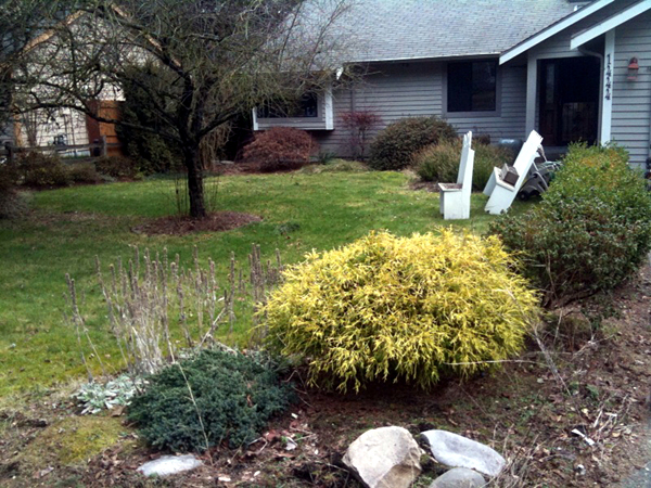 lawn maintenance poulsbo