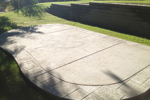 concrete patio kitsap county